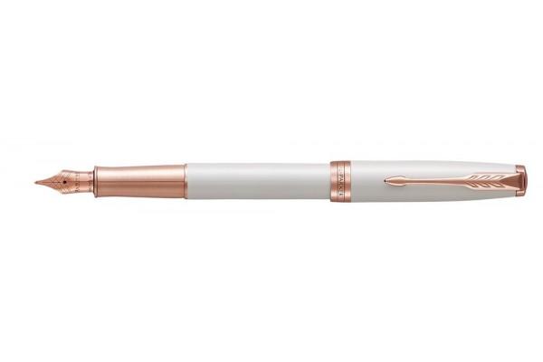 Pióro Wieczne Parker Sonnet F Premium Pearl Lacquer Pgt