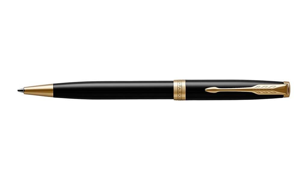 Długopis Parker Sonnet Black Lacquer Gt