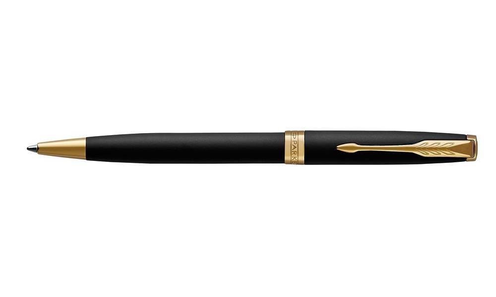 Długopis Parker Sonnet Matte Black Gt