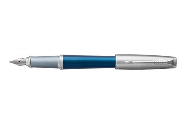 PIÓRO WIECZNE (F) PARKER URBAN PREMIUM DARK BLUE CT GRAWER